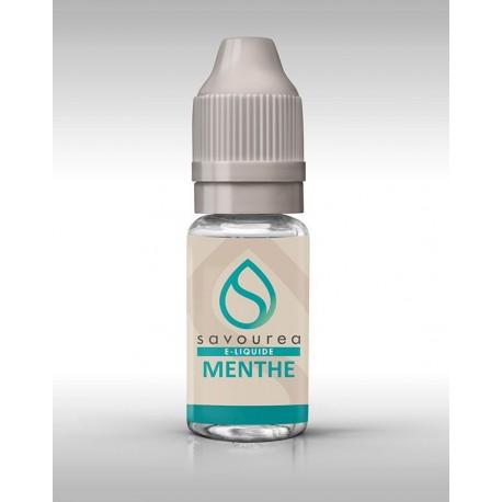 E-liquide Menthe