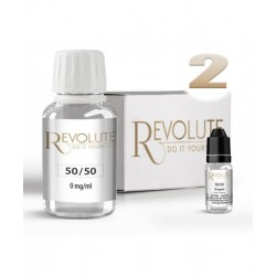 Pack DIY 2 mg/ml en 50/50 - Revolute