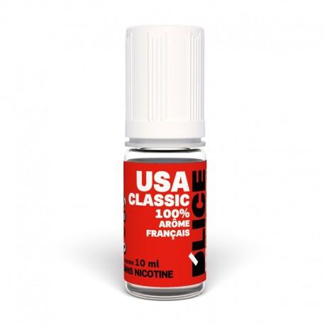 E-liquide USA classic