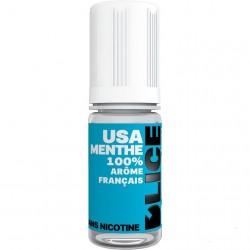 E-liquide USA Menthe classic