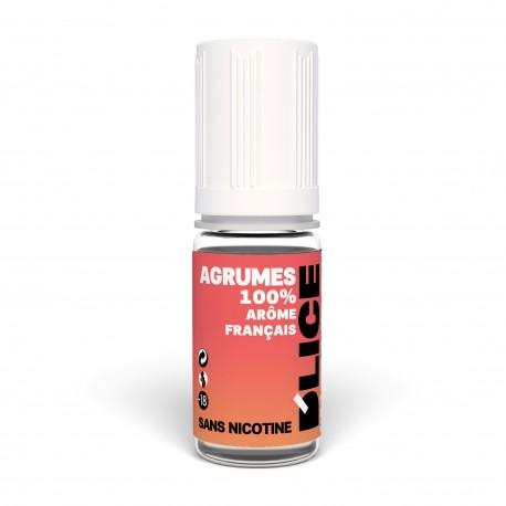 E-liquide Agrumes