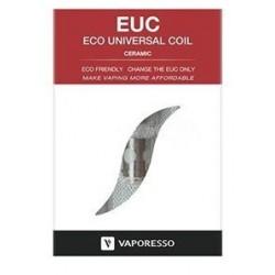Résistance EUC SS316L céramic 0.5Ω Vaporesso