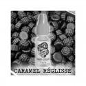 Caramel réglisse - Mécanique des fluides