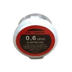 CoilMaster K Clapton 0,6 Ω