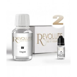 Pack DIY 2 mg/ml 100% GV - Revolute