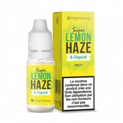 Lemon Haze - Terpenes + Nicotine Sans CBD
