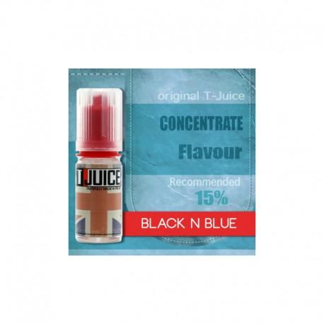 Concentré Black n Blue 30 ml - TJuice