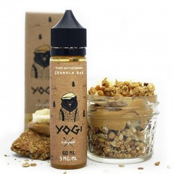 Peanut Butter Banana 60 ml - Yogi