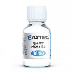 Base 70% PG / 30%VG - Aromea