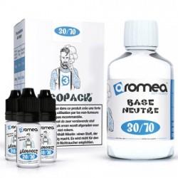 Nicopack 30/70 200 ml - Aromea
