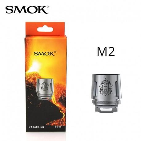 Résistances TFV8 BABY-M2 0.25Ω - Smok