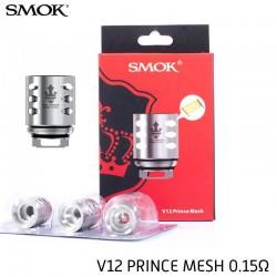 Résistances TFV12 Prince Mesh - Smok