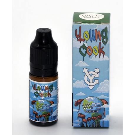 Young Cook 10ml - Vape Institut
