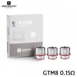 Résistance GTM8 - Vaporesso