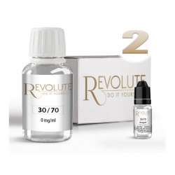 Pack DIY 2 mg/ml en 30/70 - Revolute