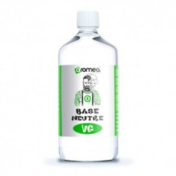 Base 100% VG - 1 Litre