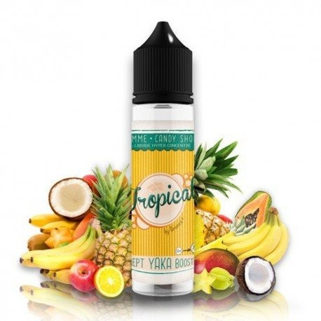 Tropical 50ml - Candy Shop
