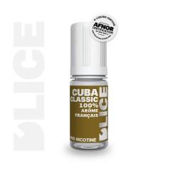 E-liquide classic Cuba