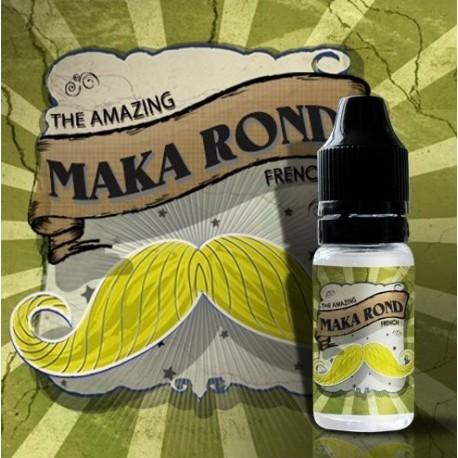 Maka Rond citron meringué - Vape or Diy