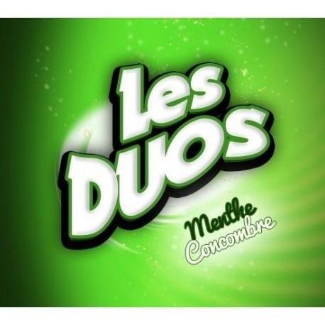 Duos Menthe Concombre - Revolute