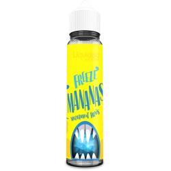 Freeze Mananas 50ml - Liquideo
