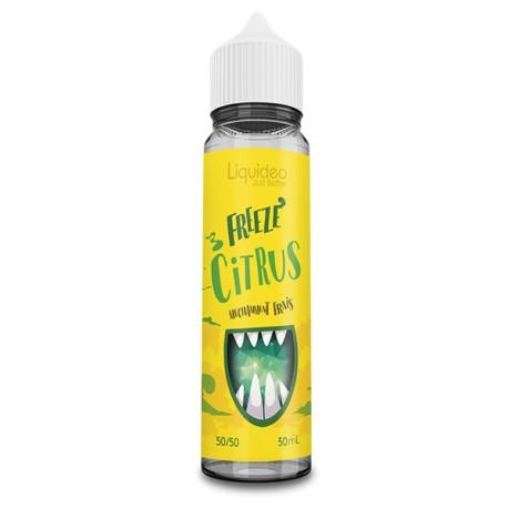 Freeze Citrus 50ml - Liquideo