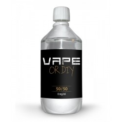 Base 50/50 1 Litre - Vape or Diy